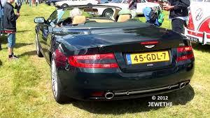 Aston Martin Db9 Volante Loud Revs Concours D Elegance Apeldoorn 2012 1080p Full Hd Youtube