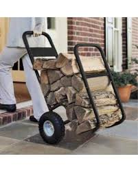 fireplace log rack. Brilliant Log Yaheetech Firewood Log Cart U0026 Carriers Holders Wood Rack Dolly Fireplace  Mover  Inside W