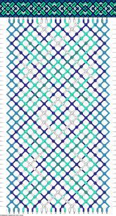Heart Friendship Bracelet Pattern Magnificent Design Inspiration