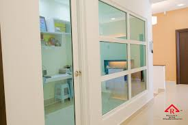 reliance home office partition