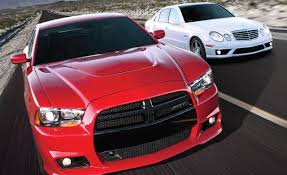 2012 Dodge Charger SRT8 vs. 2008 Mercedes-Benz E63 AMG ...