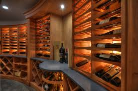 wine room lighting. featured residential wine cellars room lighting b