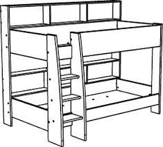 bunk bed clip art. Fine Bunk Bunk20bed20drawing On Bunk Bed Clip Art N
