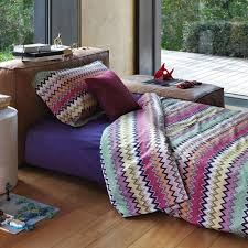 buy missoni home timothy duvet cover    amara