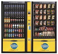 Vending Machine Food Simple Foodie Goodie Drinks And Food Vending Machine Rs 48 Piece ID