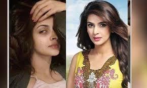 actresseswithoutmakeup stani actress without makeup saba qamar 4