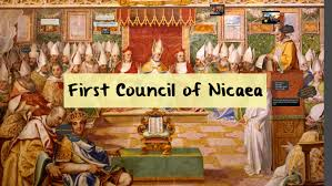 First Council of Nicaea by Katherin Juan