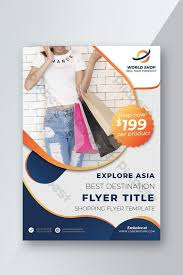 Business Flyer Template Free Download Fashion Business Flyer Design Templates Free Download