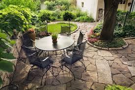 stone patio cost
