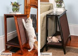 bed end table. Refined Feline Cat Bed End Table Resize 570x.jpg