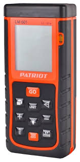 Лазерный <b>дальномер PATRIOT LM</b> 601 — купить по выгодной ...
