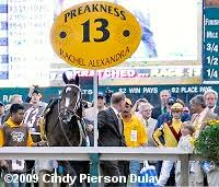 2009 Preakness Results