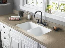 laminate countertop with undermount sink dumound pros and cons of kitchen sinks angie s list decorating