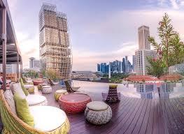 infinity pool singapore hotel. Naumi Hotel Infinity Pool Singapore N