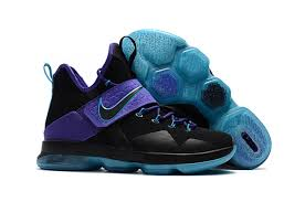 lebron purple shoes. nike lebron 14 basketball shoes men james in black purple blue lebron