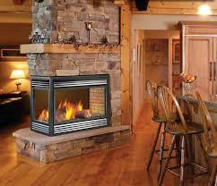 echelon direct vent gas fireplace aura lennox s empire deluxe natural