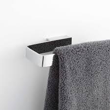 towel stand chrome. Newberry Towel Bar - Chrome Stand