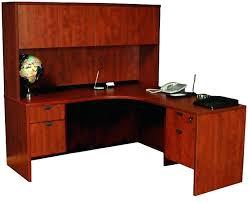 impressive desk bush cabot corner computer desk with hutch in espresso oak in bush corner desk popular