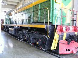 История развития локомотивного депо станции Барнаул Д