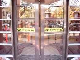 metabolica door signage