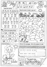 Here are four sets of picture cards for the alphabet. English Esl Alphabet Worksheets Most Downloaded 622 Results