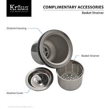 Granite Kitchen Accessories Granite Kitchen Sinks Kraususacom