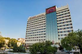 Отели и гостиницы Ростова на Дону АМАКС Конгресс отель