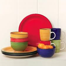 multi colored dishes interior sets colored glass dishes set multi stoneware plastic everyday colorful dinnerware sets