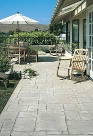 7 Inspiring Stamped Concrete Patio Ideas Concrete Patio