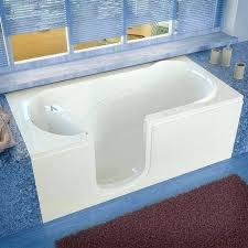 60 by 30 bathtub x bathtub left drain white soaking step in walk in bathtub by 60 by 30 bathtub ensemble medley 60 x