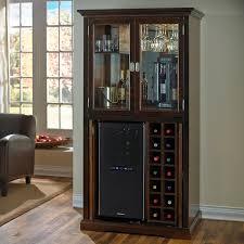 Wood Wine Racks Good Wine Fridge Cabinet Options – MarkU Home Design