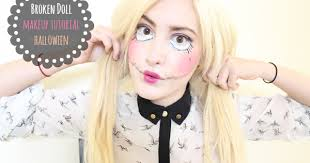 broken doll makeup tutorial you stefytalks stefy puglisevich beauty lifestyle ger