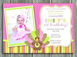 Birthday Invitation Card Online 650 488 Personalized