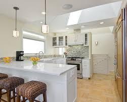 skylight lighting ideas. large kitchen skylight adds light warmth u0026 opens up the space lighting ideas e