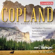 copland orchestral works aaron copland copland orchestral works symphonies volume 3 cd