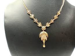 Latest Locket Set Designs In Gold Gold Plated Set With Earrings 05