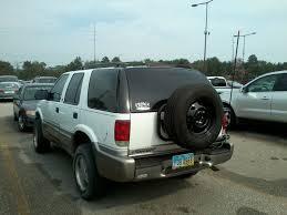 Blazer chevy blazer 2011 : have a four door and tire carrier?? show it off - Blazer Forum ...