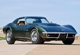 chevrolet corvette stingray 1969. 1969 chevrolet corvette stingray l88 427 coupe c3