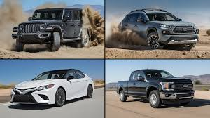 15 Best-Selling Cars, Trucks, and SUVs of 2018 - MotorTrend