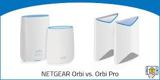 Netgear Orbi Vs Orbi Pro Differences Explained