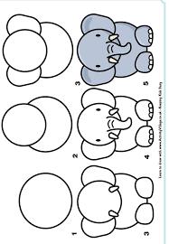 Apprendre A Dessiner Animaux Maternelle Dessin Pas Pas