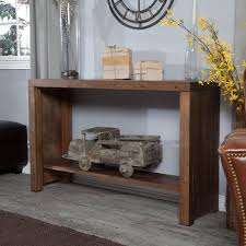wood console table27
