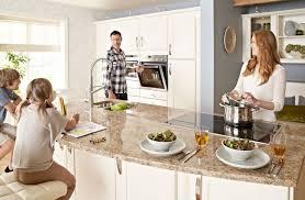 Family Kitchen Family Kitchens Becraft Plus Inc