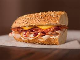 if all else fails there s always the publix turkey cranberry holiday sub s
