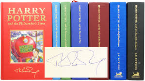 harry potter series complete deluxe set the philosopher s stone the chamber of secrets the prisoner of azkaban the goblet of fire the order of the