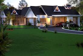 best kerala style house planed in