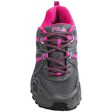 fila for women. fila ascent 12 trail running shoes (for women) for women