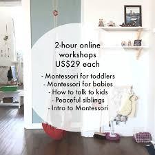 Age Appropriate Chores For Children The Montessori Notebook
