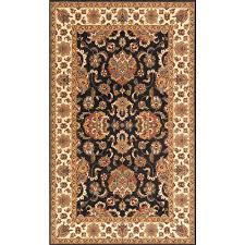 momeni persian garden ivory 3 ft x 5 ft indoor area rug