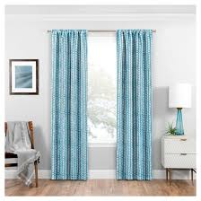 target eclipse curtains com curtains patterned curtains